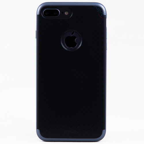 iPaky iPhone 7 plus / 8 plus  Navy Blue  Luxury Hybrid  Ultra Thin Hybrid PC Case