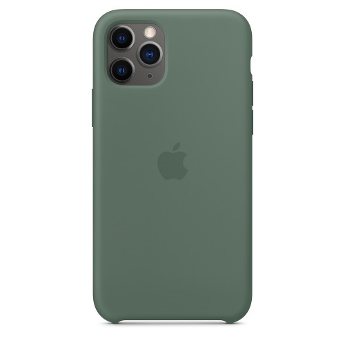 IPhone Silicone Case For IPhone 11 Pro / IPhone 11 Pro Max Silicone Case — Green
