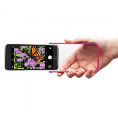 AHHA Apple Iphone 6 Plus Snapshot Selfie Case Pink