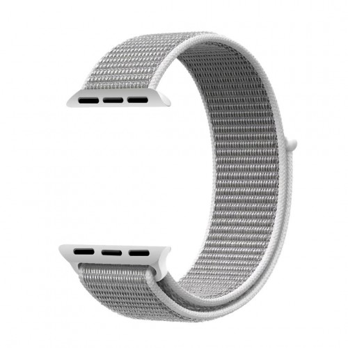 Woven Nylon Sport Loop Strap For Apple Watch ( 1st Generation ) Series 1 2 3 4 5 42Mm